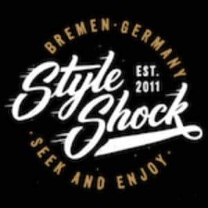 Style Shock - Rock 'n' Roll Clothing, Custom Stage Wear, Streetwear & Accessories Shop - Logo