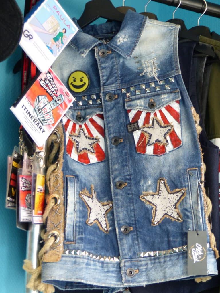 Styleshock - Custom Jeans Vest