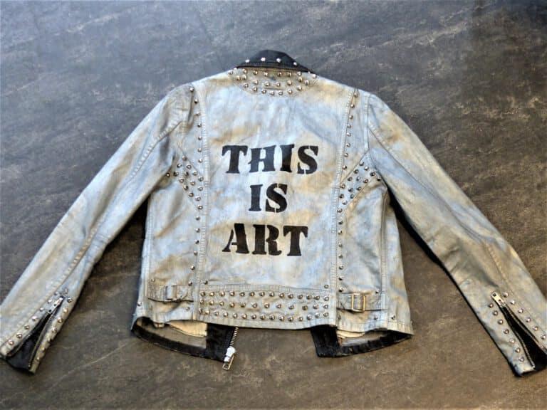 Style Shock - About us - Custom Jacket