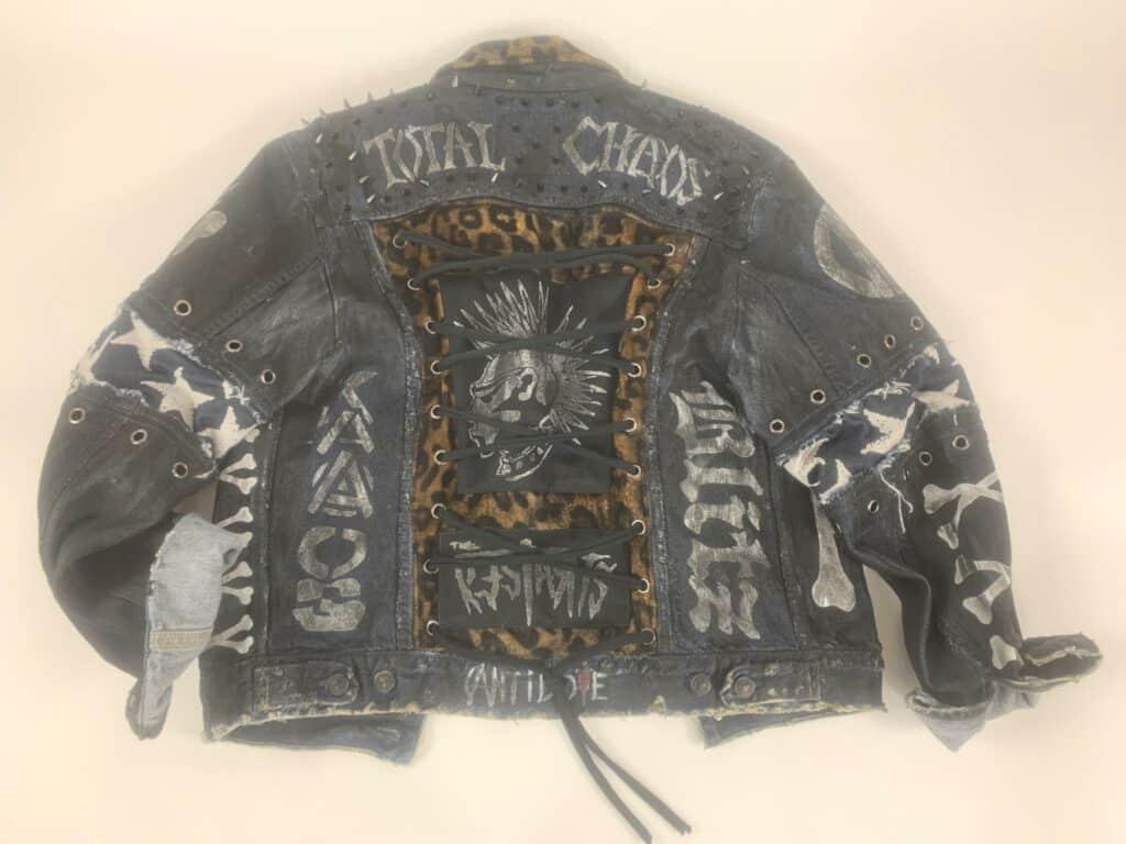 Streetwear by Styleshock - Bespoke Punk Rock Jacket