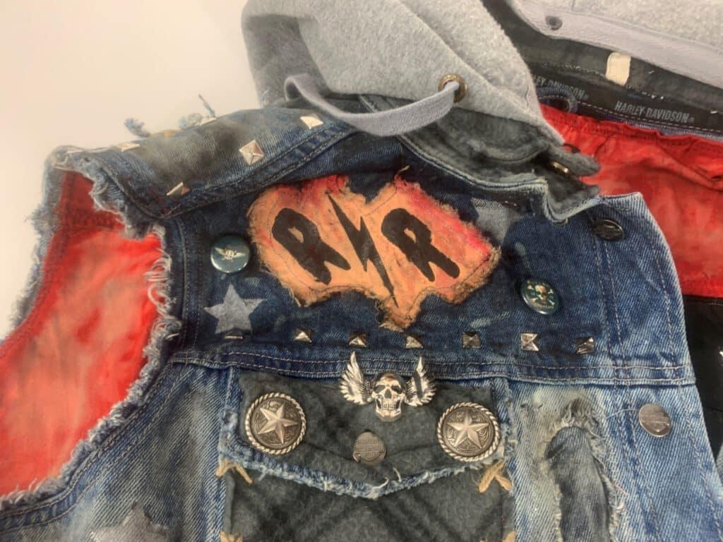 Streetwear by Styleshock - Rocker - Bespoke Custom Biker Vest 2
